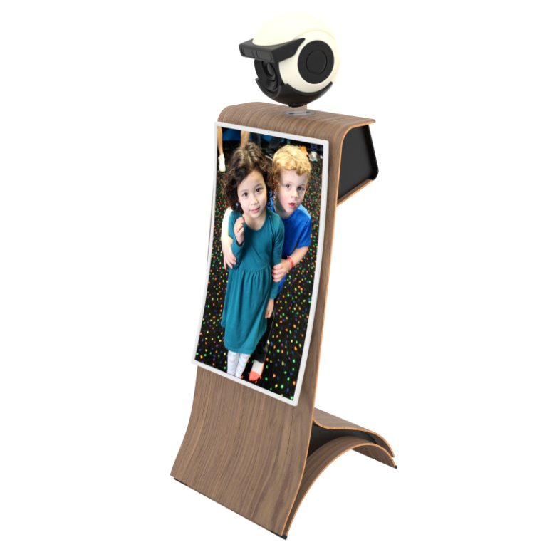 robotic photo booth